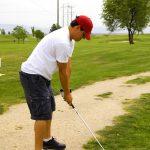 ゴルフ/アドレスを矯正する、3つの●●●