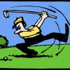 ゴルフスイングでスウェーを防ぐために必要な、ある2つの注意点とは?