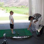 ゴルフ初心者のうちに、シンプルな動きとリズム、この両方身に付けると無敵だ!!